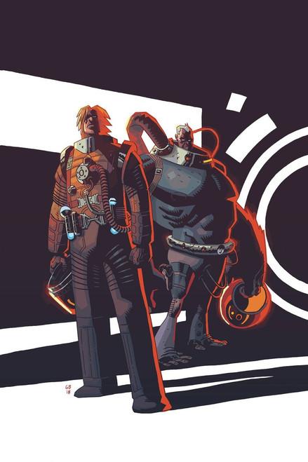 Dark Horse Umbrella Academy #2 Hotel Oblivion Comic Book