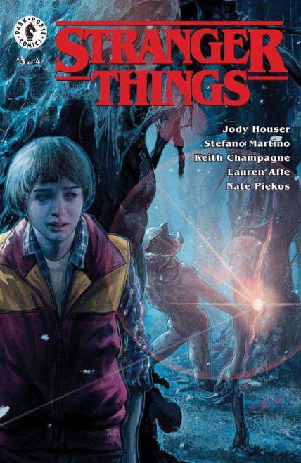 Dark Horse Stranger Things #3 Comic Book