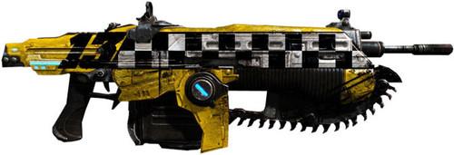 NECA Gears of War Judgment Lancer 36-Inch Prop Replica [Car No. 13]