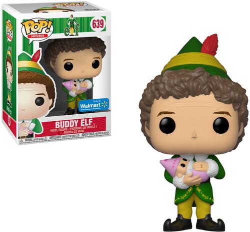 Funko Elf the Movie POP! Movies Buddy the Elf Exclusive Vinyl Figure #639 [Holding Baby]
