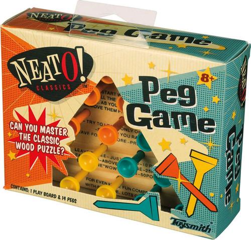 NeatO! Classics Peg Game