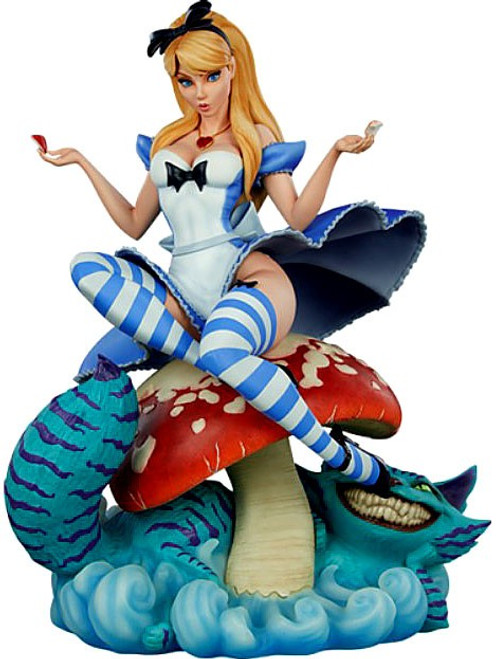 J. Scott Campbell Fairytale Fantasies Collection Alice in Wonderland Statue
