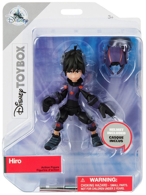 Disney Big Hero 6 Toybox Hiro Exclusive Action Figure