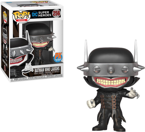 Funko DC Universe POP! Heroes The Batman Who Laughs Exclusive Vinyl Figure #256 [Dark Nights Metal]