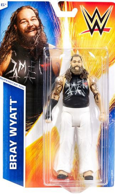 WWE Wrestling Series 49 Bray Wyatt Action Figure #26 [Damaged Package]