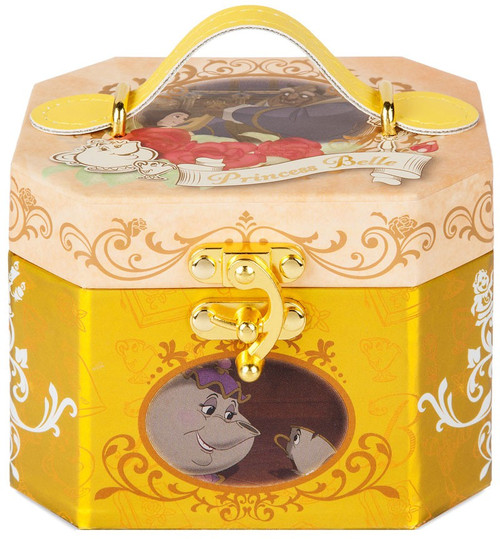 Disney Princess Beauty and the Beast Princess Belle Exclusive Music Box