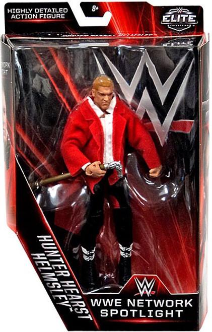 WWE Wrestling Elite Network Spotlight Hunter Hearst Helmsley Exclusive Action Figure [Triple H, Damaged Package]