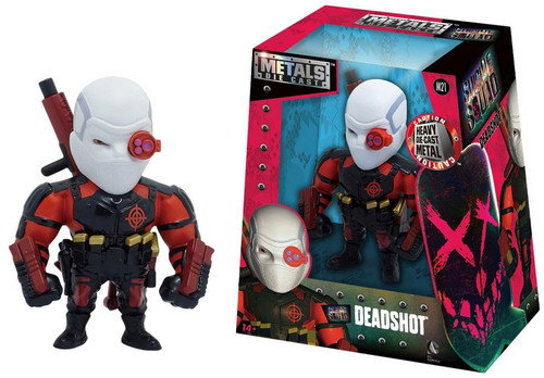 DC Suicide Squad Metals Deadshot Action Figure