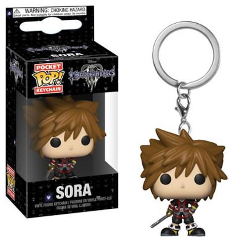 Funko Kingdom Hearts III POP! Disney Sora Keychain