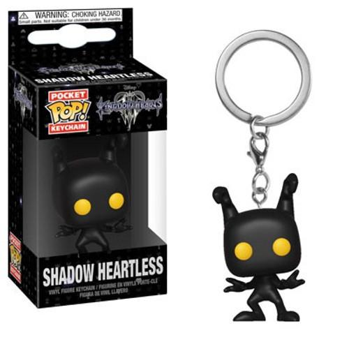 Funko Kingdom Hearts III POP! Disney Shadow Heartless Keychain