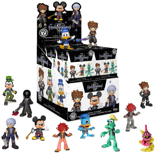 Funko Disney Mystery Minis Kingdom Hearts III Mystery Box [12 Packs]