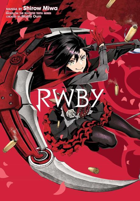 RWBY Manga Trade Paperback