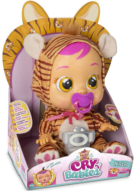 Cry Babies Nala Doll