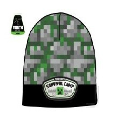 Minecraft Youth Beanie