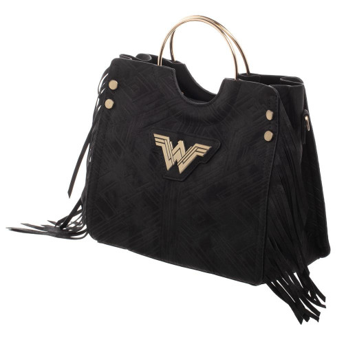 DC Wonder Woman Fringe Handbag