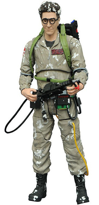 Ghostbusters Dr. Egon Spengler Exclusive Action Figure [Marshmallow]
