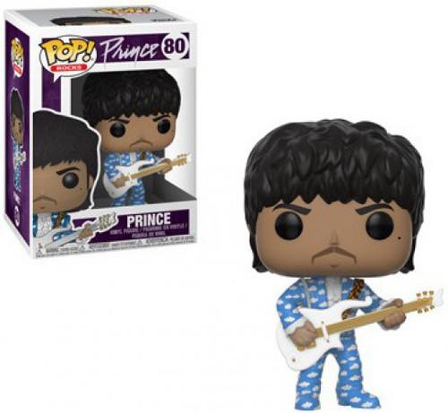 Funko POP! Rocks Prince Vinyl Figure #80 [Around the World, Damaged Package]