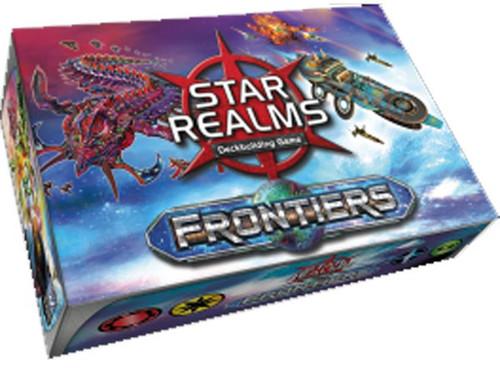 Star Realms Frontiers Deckbuilding Game