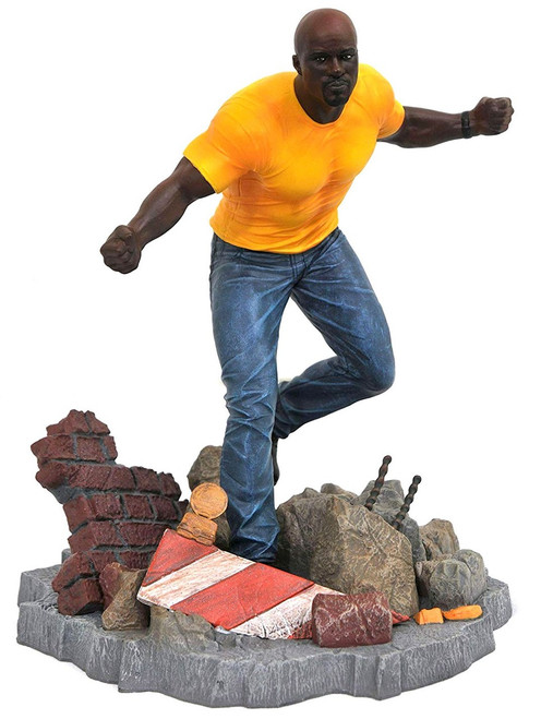 The Defenders Marvel Gallery Luke Cage 9-Inch PVC Figure Statue [The Defenders]
