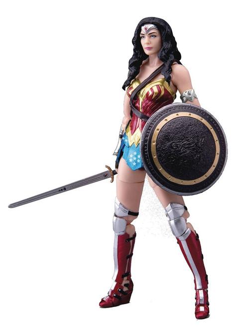 DC Justice League Wonder Woman Exclusive Action Figure DAH-002SP [Comic Version]