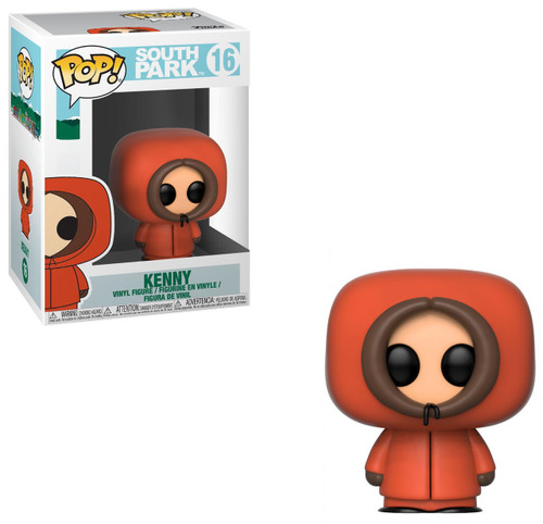 Funko South Park POP! TV Kenny Vinyl Figure #16
