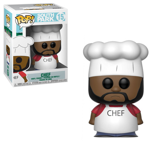 Funko South Park POP! TV Chef Vinyl Figure #15