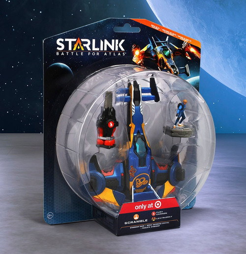 Starlink: Battle For Atlas Scramble Exclusive Starship Pack