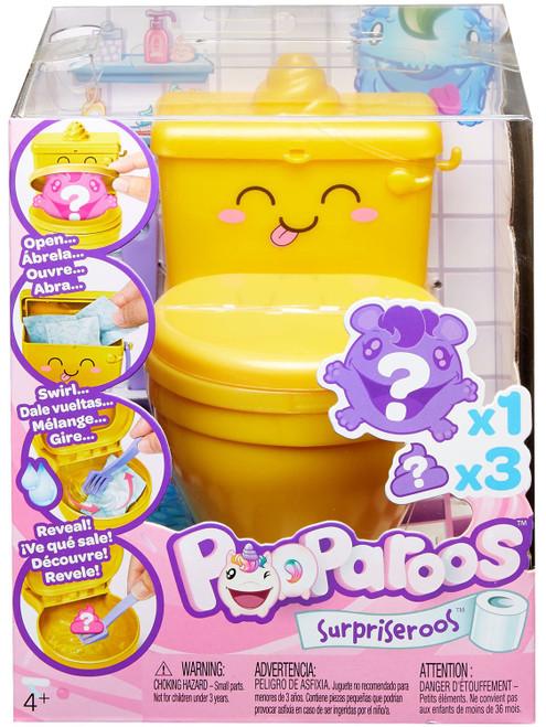 Pooparoos Surpriseroos Toilet Mystery Pack [Gold]
