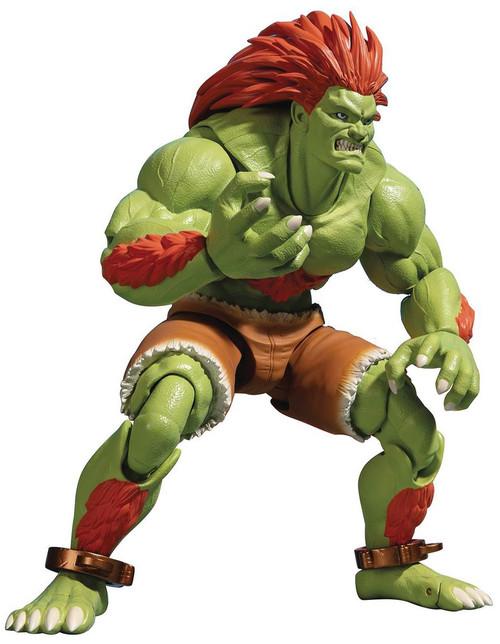Street Fighter Figuarts Blanka Action Figure