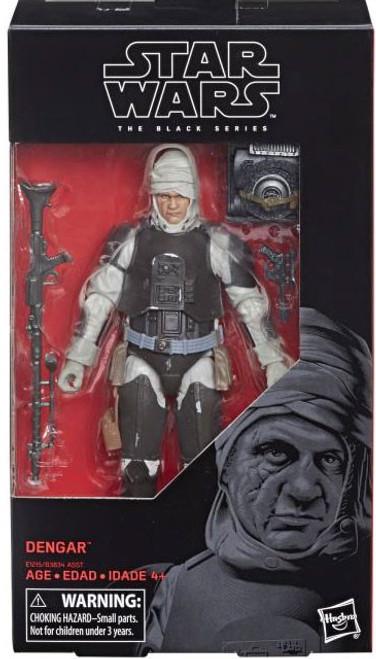 Star Wars The Empire Strikes Back Black Series Dengar Action Figure
