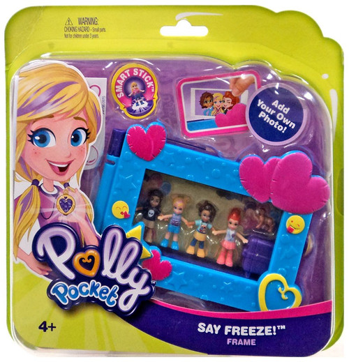 Polly Pocket Say Freeze! Frame