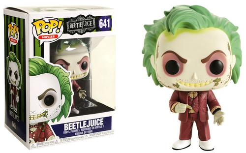 Funko POP! Movies Beetlejuice Exclusive Vinyl Figure #641 [Wedding, Damaged Package]