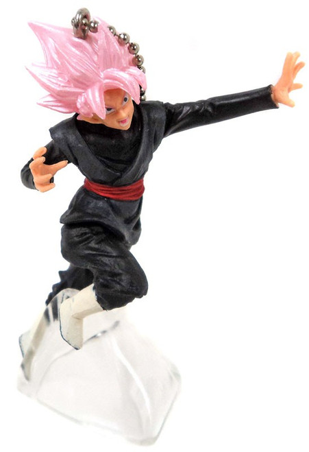Dragon Ball Super Battle Figure Series 01 Super Saiyan Rose Buildable Figure [Loose]