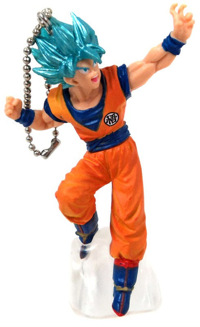 Dragon Ball Super Battle Figure Series 01 Super Saiyan Blue Son Goku Buildable Figure [Loose]