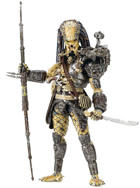Predator 2 Elder Predator Exclusive Action Figure [Version 1]