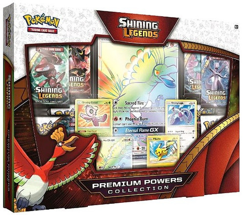 Pokemon Trading Card Game Premium Powers Shining Legends Collection [Ho-Oh]