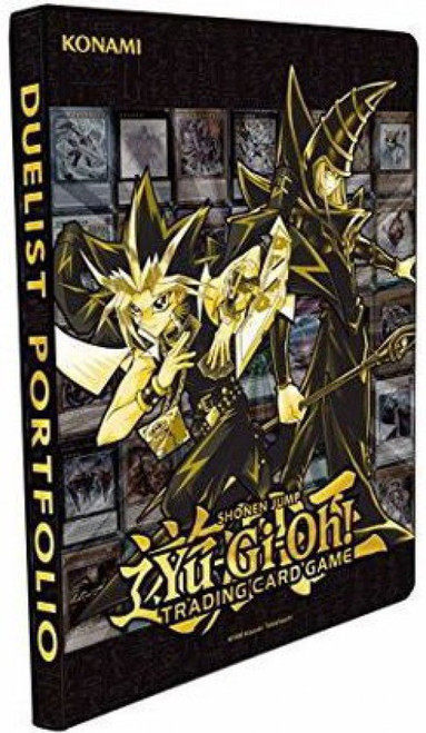 YuGiOh Card Supplies Golden Duelist 9-Pocket Portfolio