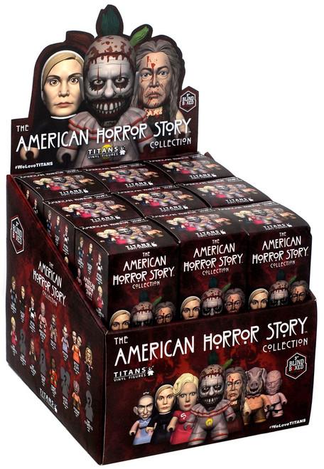 Titans Vinyl Figures American Horror Story 3-Inch Mystery Box [18 Packs]