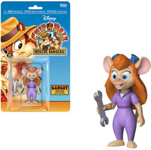 Funko Disney Afternoon Chip N Dale Gadget Action Figure