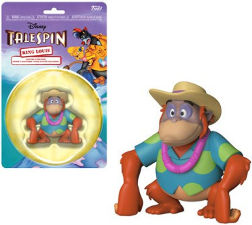 Funko Disney Afternoon Talespin King Louie Action Figure