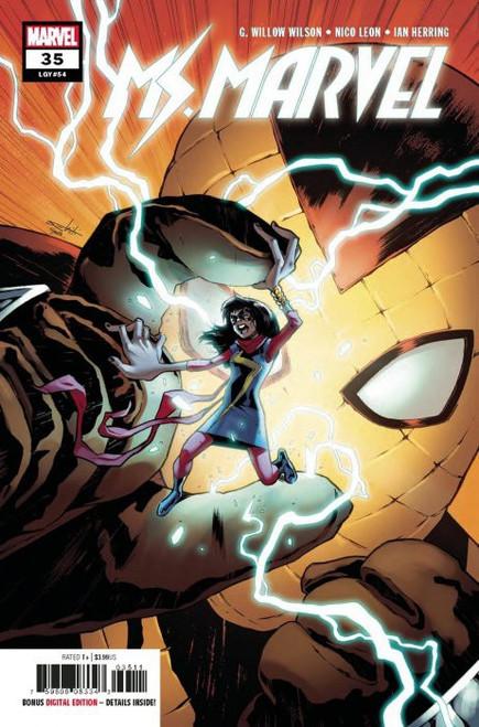 Marvel Comics Ms. Marvel #35 Comic Book
