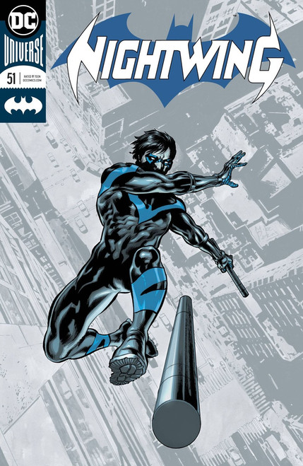 DC Nightwing #51 Comic Book
