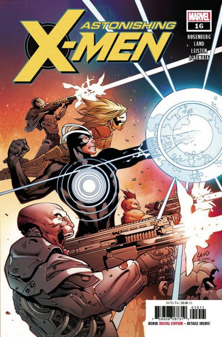 Marvel Comics Astonishing X-Men #16 Comic Book