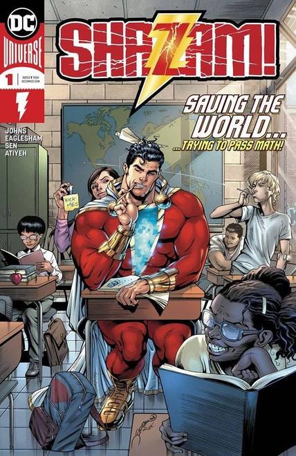 DC Shazam! #1 Comic Book