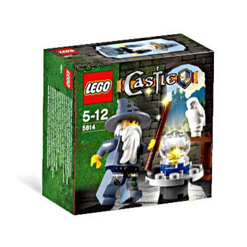 LEGO Castle Good Wizard Exclusive Set #5614 [Damaged Package]