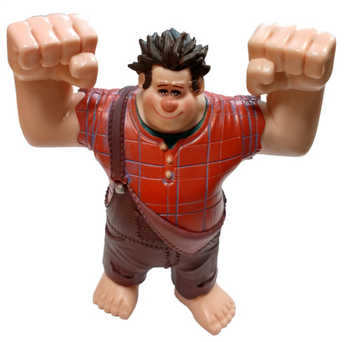 Disney Wreck-It Ralph 2: Ralph Breaks the Internet Ralph PVC Figure [Loose]