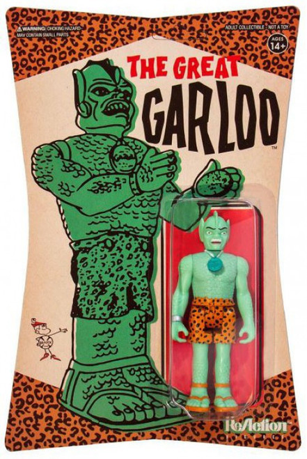 ReAction The Great Garloo Action Figure