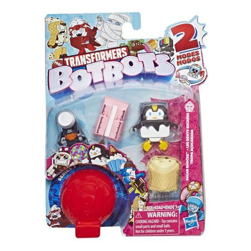 Transformers BotBots Series 1 Sugar Shocks Mini Figure 5-Pack [RANDOM Figures!]