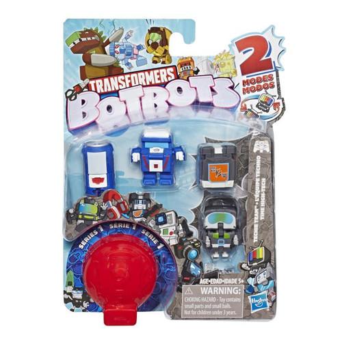 Transformers BotBots Series 1 Techie Team Mini Figure 5-Pack [RANDOM Figures!]
