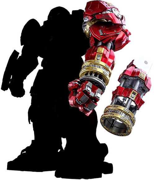 Marvel Avengers Age of Ultron Jackhammer Arm Collectible Figure [Iron Man Hulkbuster Accessory]